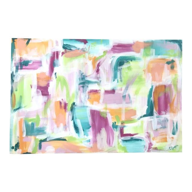 """Christina Longoria """"Melbourne"""" Original Painting For Sale"""