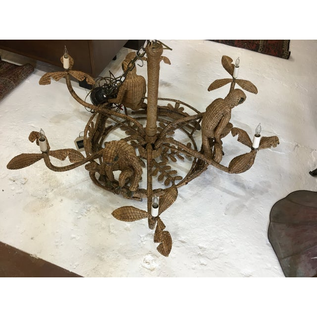 Mario Torres Lopez Chandelier For Sale - Image 9 of 13