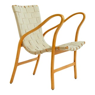 Torparen Easy Chair by Gustav Axel Berg For Sale