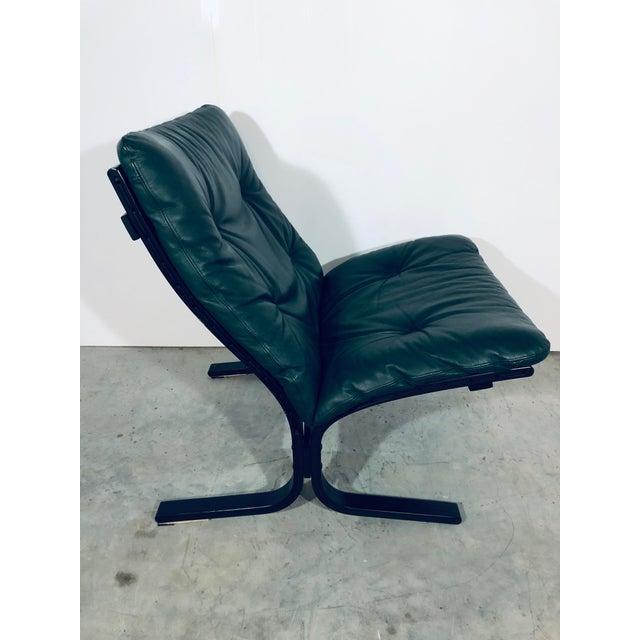 "1970s Ingmar Relling for Westnofa ""Siesta"" Chair, Vintage 1970s For Sale - Image 5 of 12"
