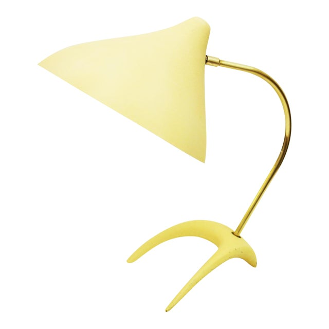 Table lamp by Louis Kalff for Philips For Sale