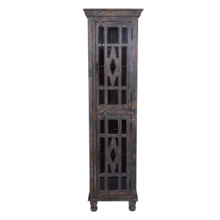 Rustic Wood Beal Cabinet