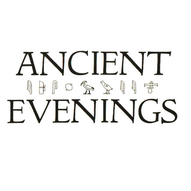 """Booth & Williams 1983 """"Signed First Edition, Ancient Evenings"""" Collectible Book For Sale - Image 4 of 6"""