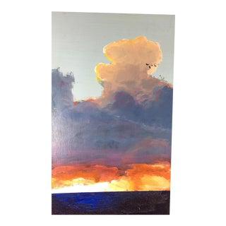 Dr. Robert Newport 2008 Acrylic Painting on Canvas