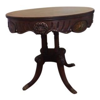 Vintage Johnson Furniture Co. Table For Sale