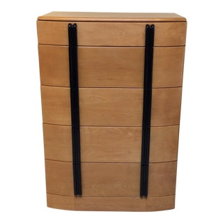 Heywood-Wakefield Airflow Chest Highboy Dresser