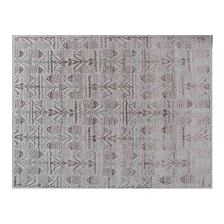 Stark Studio Rugs Traditional New Oriental Silk Rug - 8′ × 9′9″ For Sale
