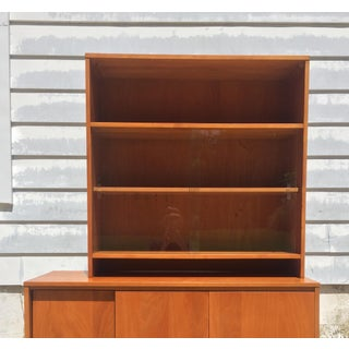*Last Chance* Paul McCobb Winchendon Perimeter Group Hutch Top Display Case Only Preview