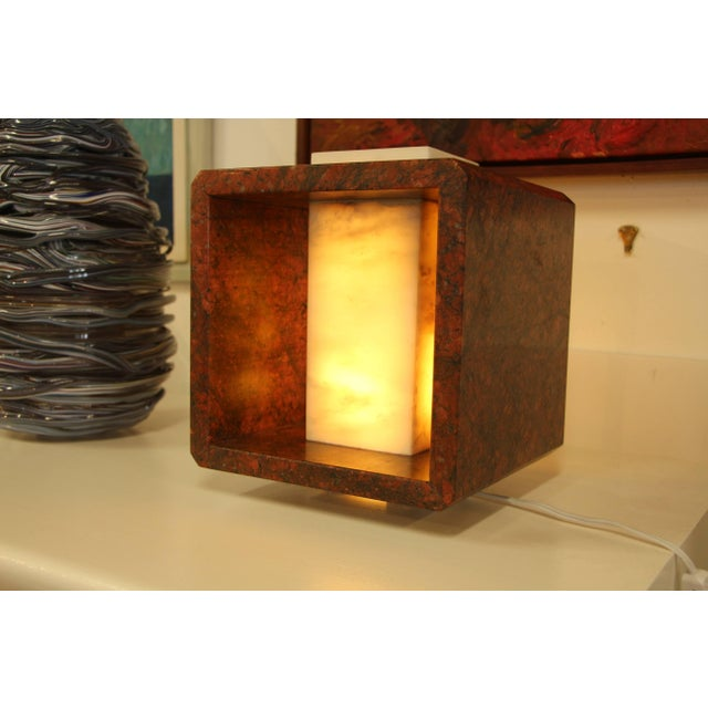 We recently started buying from a local artist Carlos Gaona, who is wonderfully talented. This lamp is a one-of-a-kind...
