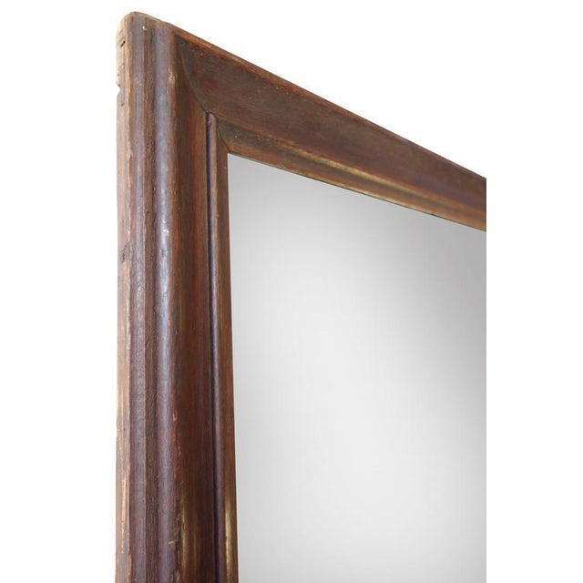Early 20th Century Full Length Mirror For Sale - Image 4 of 7