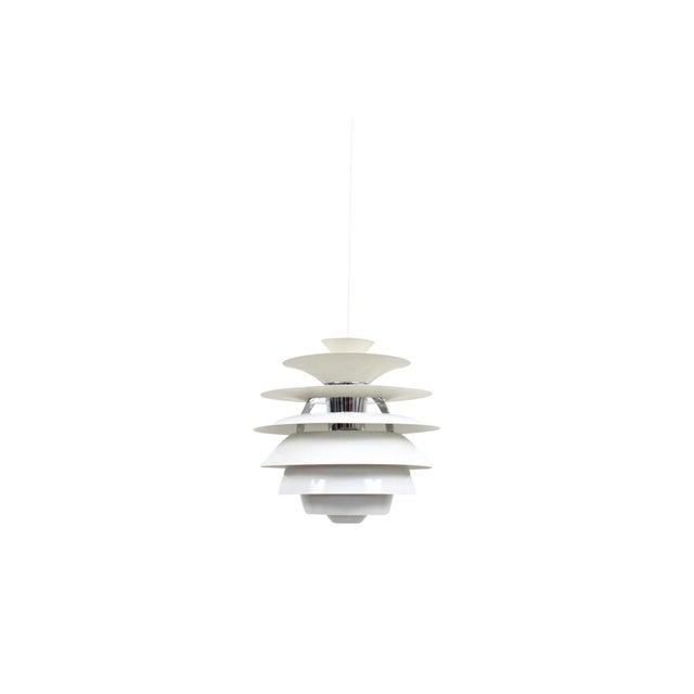 Louis Poulsen Poul Henningsen Snowball Pendant For Sale - Image 4 of 13