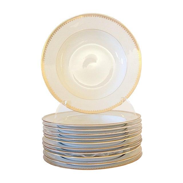 Limoges Soup Bowls - Set of 11 - Image 1 of 5