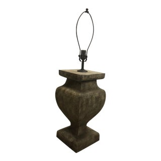 Contemporary Spanish Table Lamp For Sale