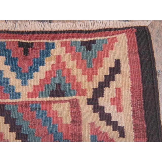 Bakhtiari Kilim For Sale - Image 4 of 7
