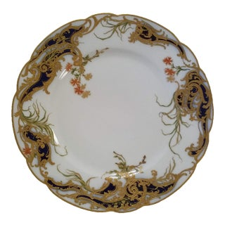 Antique Haviland Limoges Cabinet Plate