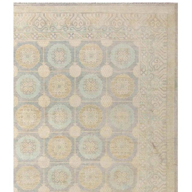 """Pasargad NY Khotan Lamb's Wool Rug - 9' x 12'2"""" - Image 2 of 3"""
