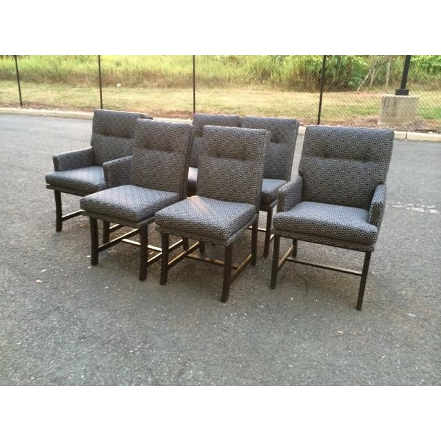 Harvey Probber for Directional Dining Chairs - Set of 6 - Image 4 of 11