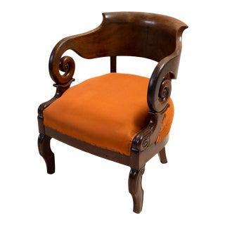 Veuve Grange & Bétout Desk Chair For Sale