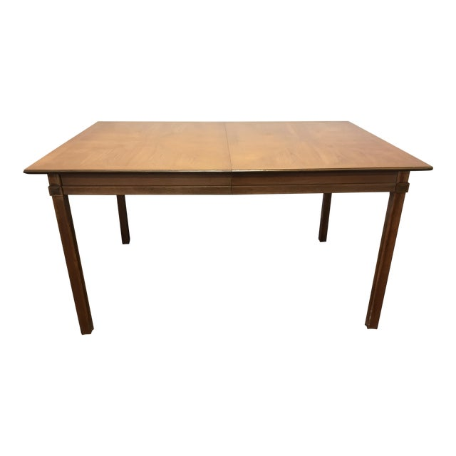 Vintage Thomasville Tamerlane Dining Table For Sale
