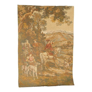 Italian Wall Tapestry For Sale