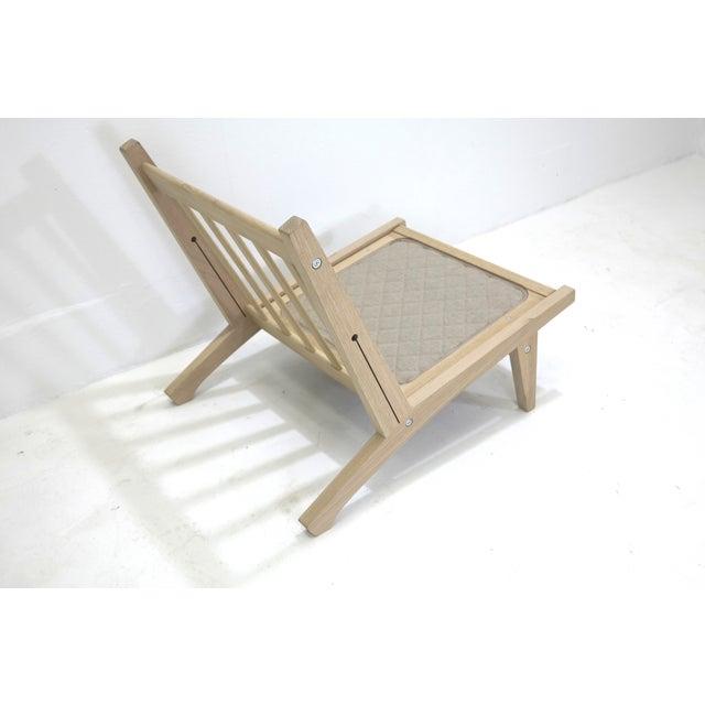 Hans Wegner Mid-Century Modern Chair GE-370 - Image 8 of 11