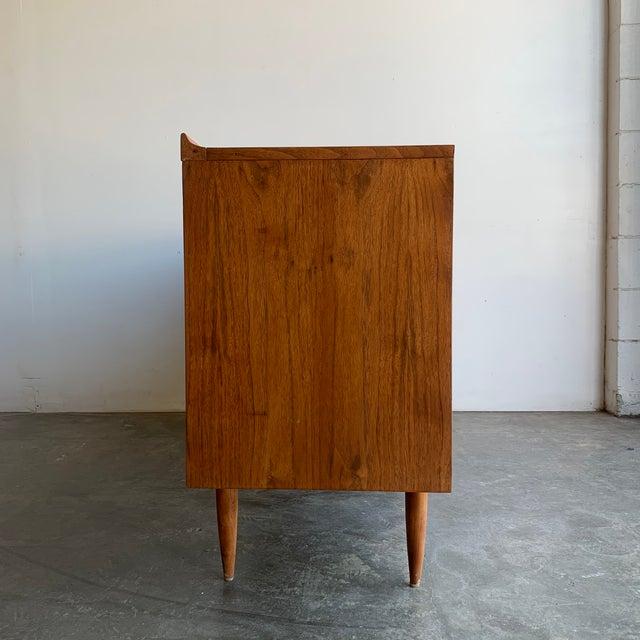 Mid Century Broyhill Sculptra Triple Dresser For Sale - Image 10 of 13