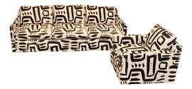 Image of Black Sofa Sets