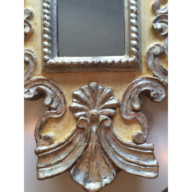 Vintage Venetian Mirrors - a Pair - Image 5 of 6