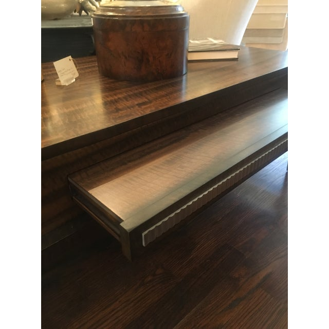 2010's Mid Century Modern Coffee Table For Sale In Chicago - Image 6 of 8