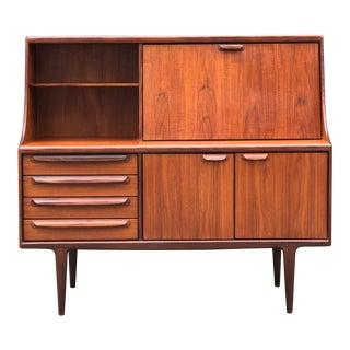 Mid Century Modern Bar / Secretary Desk