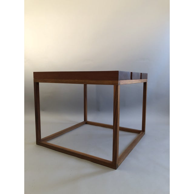 2000s Robert Bristow 3 Block Table For Sale - Image 5 of 9