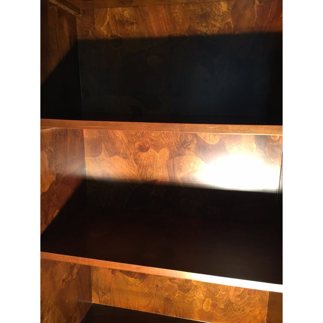 Italian Walnut Cabinet With Drawers - Image 6 of 7