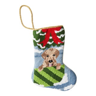 Open for Joy Bauble Stocking