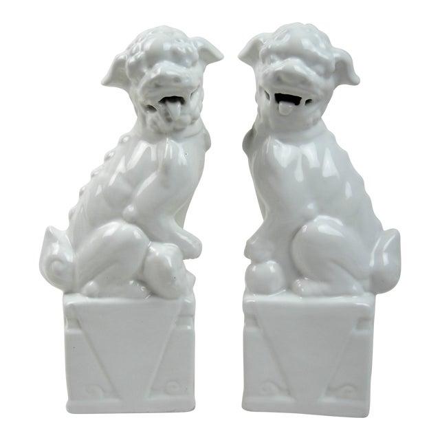 Italian Bellini Foo Dogs S2 Chairish