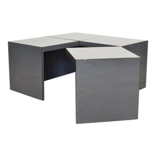 Domino' Coffee Table by Jan Wichers and Alexander Blomberg For Sale