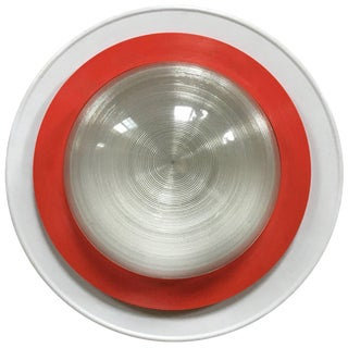 Very Rare Ceiling Light by Italian Designers Boccato, Gigante and Zambusi For Sale
