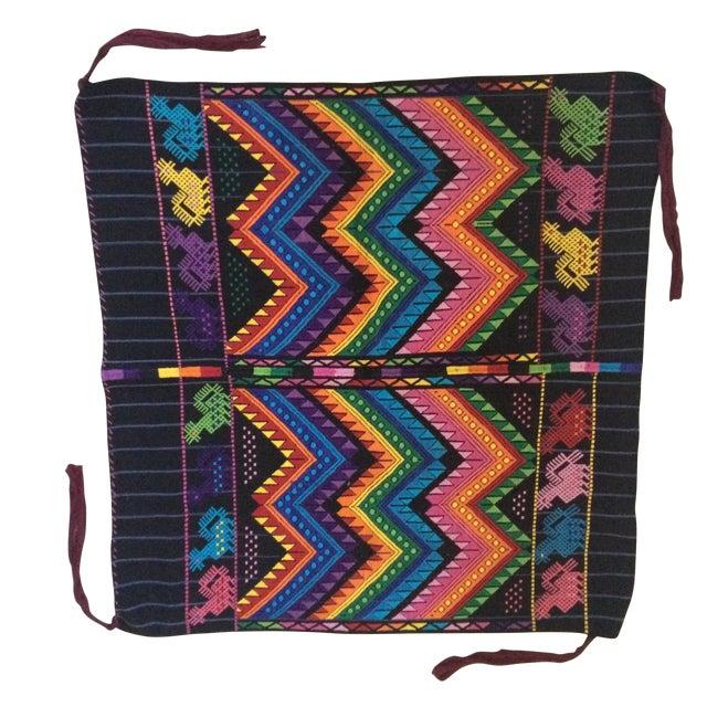 Vintage Guatemalan Textile For Sale