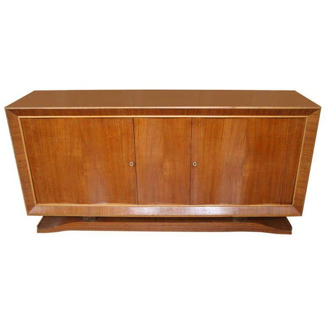 French 1940s Mahogany Sideboard - Image 11 of 11