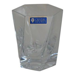 Cristal De Sevres Arlay Cob Porto Cyrstal Glasses - Set of 6 For Sale