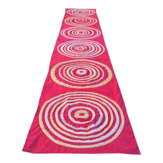 Denyse Schmidt Designs Table Runner For Sale