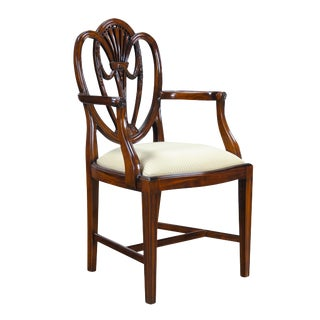 Clover Back Arm Chair
