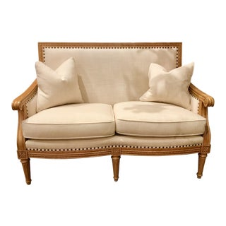Thomasville Nassau Settee For Sale