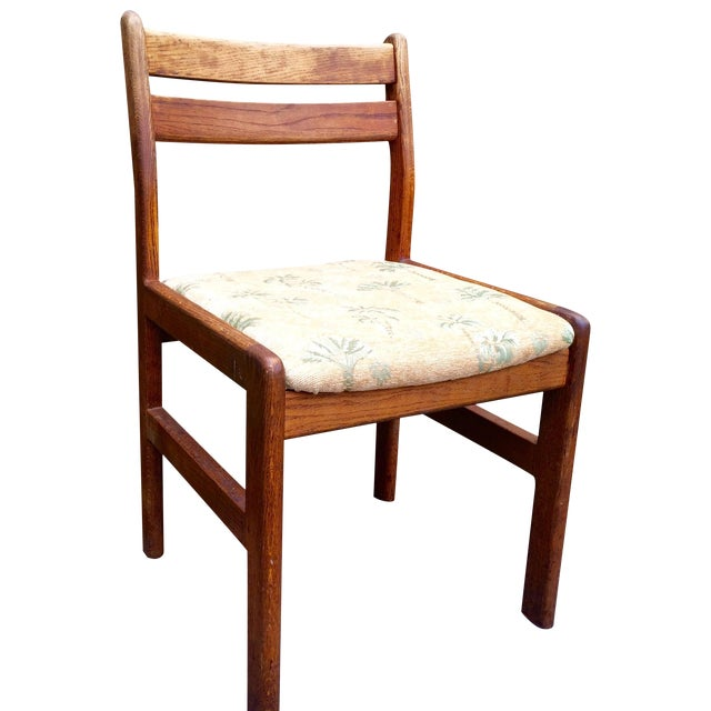 Mid-Century Desk Chair - Image 1 of 5