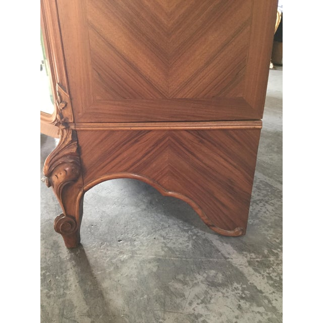 19th Century French Armoire For Sale - Image 4 of 10