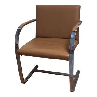 Mid-Century Mies Van Der Rohe Brno Chair