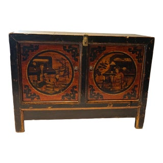 19th Century Chinese Gansu Console Cabinet For Sale