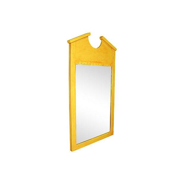 Yellow Double Bonnet Mirror - Image 2 of 4