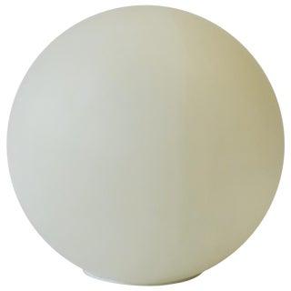 Postmodern Sphere Globe Ball Round Table Light For Sale