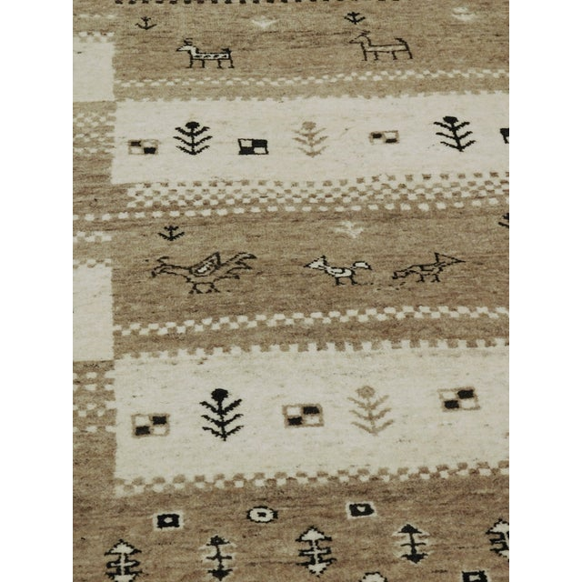 "Hand-Knotted Runner Rug - 2'9"" x 8'3"" For Sale - Image 11 of 12"