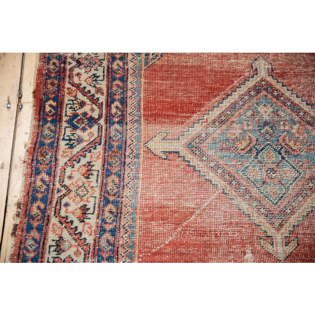 """Antique Malayer Rug Runner - 3'8"""" x 7'6"""" For Sale In New York - Image 6 of 13"""